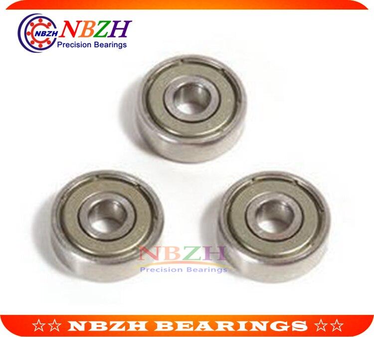 R1660 ZZ Deep groove Ball Bearing standard 6 X 16 X 5 mm R1660ZZ 6*16*5 ABEC-1