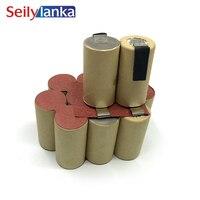 3000mAh for Skil 14.4V Ni MH Battery pack CD 2610393024 for self installation