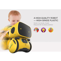 child toy Voice Control Touch Sensing Smart Robot Educational Toy T704