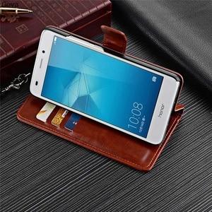 Image 4 - Fundas Huawei Honor 5C Loại Thẻ Dành Cho Huawei Honor 5C Pu Bao Da Điện Thoại Wallet Flip Cover Chất Lượng bao Da Túi
