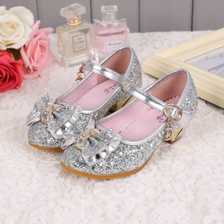 sapatos sapatos meninas das criancas magia lantejoulas 02