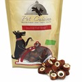 Pet Cuisine Dry Dog Food Training Snacks Puppy Chews, Natural Duck & Fish Rings, 100g