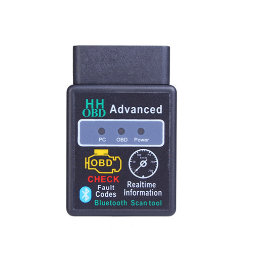 V1.5 HH OBD OBD2 ELM327 Bluetooth OBDII CAN BUS Check Engine Car Auto Diagnostic Scanner Tool Interface Adapter For Phone PC|Code Readers & Scan Tools| |  - title=