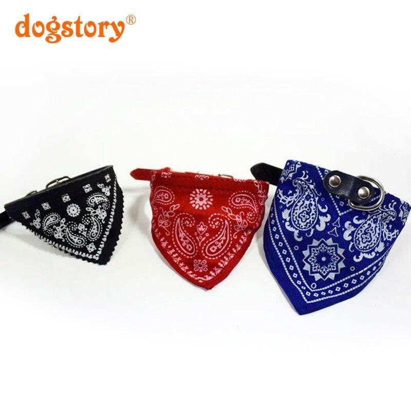 1 Pieces/Dogstory 3 Tamaños Nuevo Estilo de Impresión de La Moda Ajustable Colla