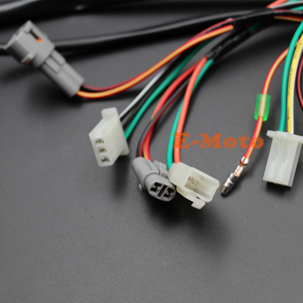 Buy Wire Wireloom Harness Wiring Loom Assembly For Pit Bike Type 2 Yamaha Pw50 Pw 50 Peewee New E Moto From Reliable Suppliers On Motor