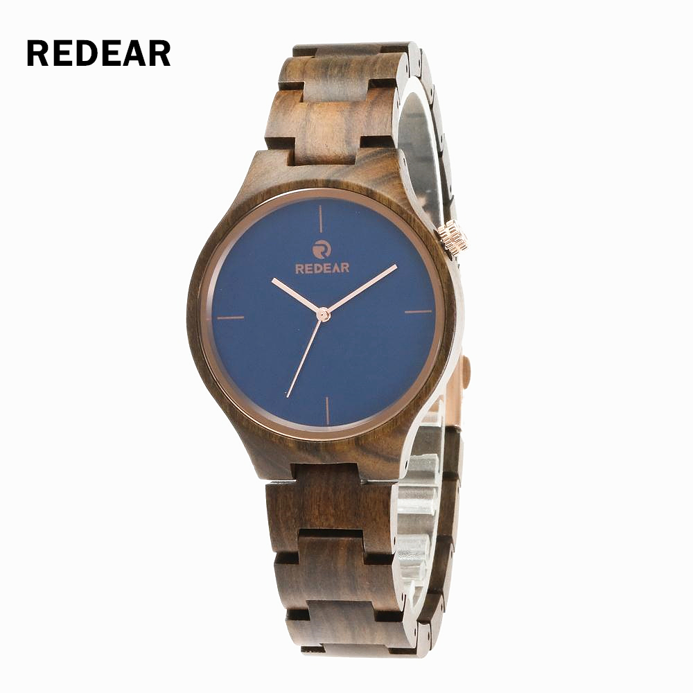 Men's Women Wooden Watches Luxury Brand Natural Wood Quartz Watch Clocks Fashion Couple Watches Wood Bracelet Watch Reloj Mujer dwg analog luxury wood watch for women newest quartz watch maple walnut wooden wrist watch for girls orologi donna reloj mujer