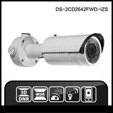 OEM DS-2CD2642FWD-IZS HIK Английская Версия С Переменным Фокусным Расстоянием POE 4MP 1080 P Видео в Режиме Реального Времени ИК Пуля Сети Ip-камера ВИДЕОНАБЛЮДЕНИЯ камеры IPC