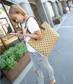 Новый падение моды сумочку/Звездная/пентаграмма/печатных холщовый мешок/милая леди/женщин сумка/торговый большой мешок/Бесплатный доставка