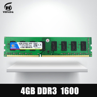 Dimm Ram DDR3 4 Gb 1600Mhz Ddr 3 4gb PC3 12800 Memoria 240pin For All AMD