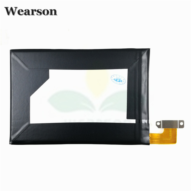 Wearson BOP6M100 Battery For HTC One mini 2 M8 MINI Battery 2100mAh Free Shipping With Tracking Number