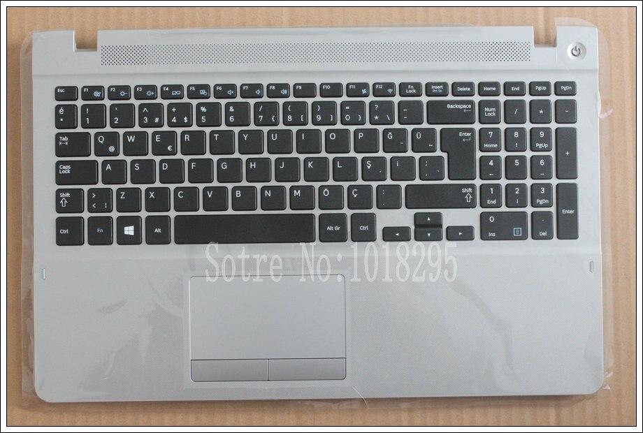 Turkey Keyboard for Samsung 370R5E 450R5V NP370R5E NP370R5V NP450R5E NP450R5V TR keyboard With a shell цена