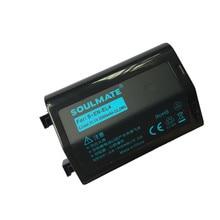 SOULMATE EN-EL4A lithium batteries pack EN-EL4a Digital Camera Battery EN EL4a For Nikon D3S D2H D2Hs D3 D2Xs D2X D300 F6 D2Z