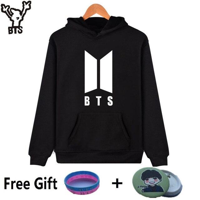 BTS Logo Hoodie