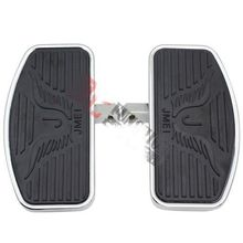 цена на Front Rider Footboard Floorboard for Suzuki C50 Boulevard Volusia VL400 VL800 HONDA VTX1300 VTX1800 VTX 1300 1800 (24cm)