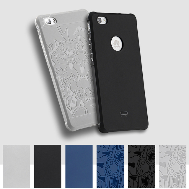 promo code 106d1 26e1d US $6.99 |TPU Soft Case for Huawei P8 P 8 Lite ALE L21 L23 L02 3D Relief  Case Phone Back Cover for Huawei P8Lite ALE L21 ALE L23 ALE L02-in Phone ...