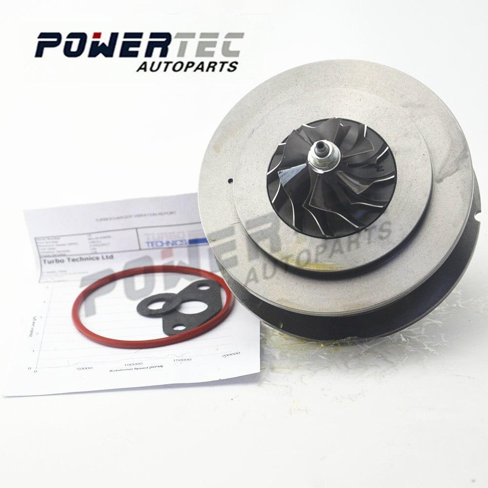 turbine core parts assy cartridge 49135 05865 75 85 95 49355 00220 For BMW 520 D