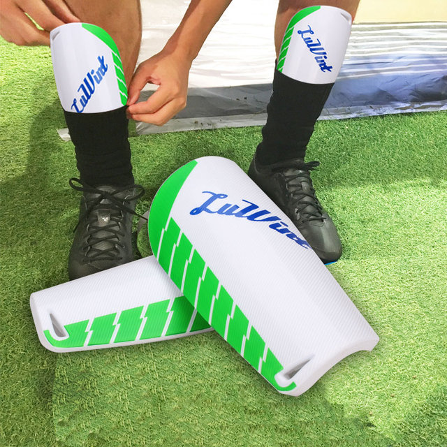 9aea1260b Adult Soccer Shin Guards Football Shin Pads Socks for Sports Shin Protector  Leg Support