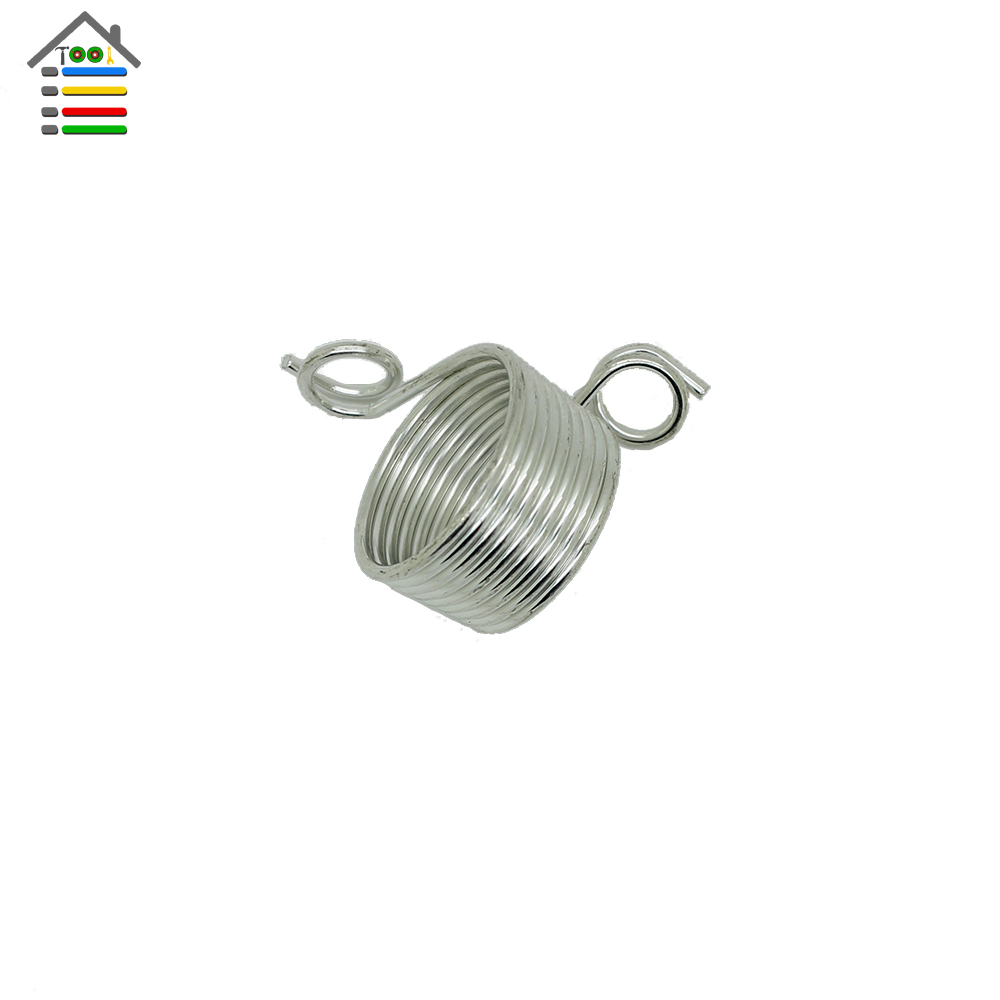 AUTOTOOLHOME 1 PCS metal braided knuckle