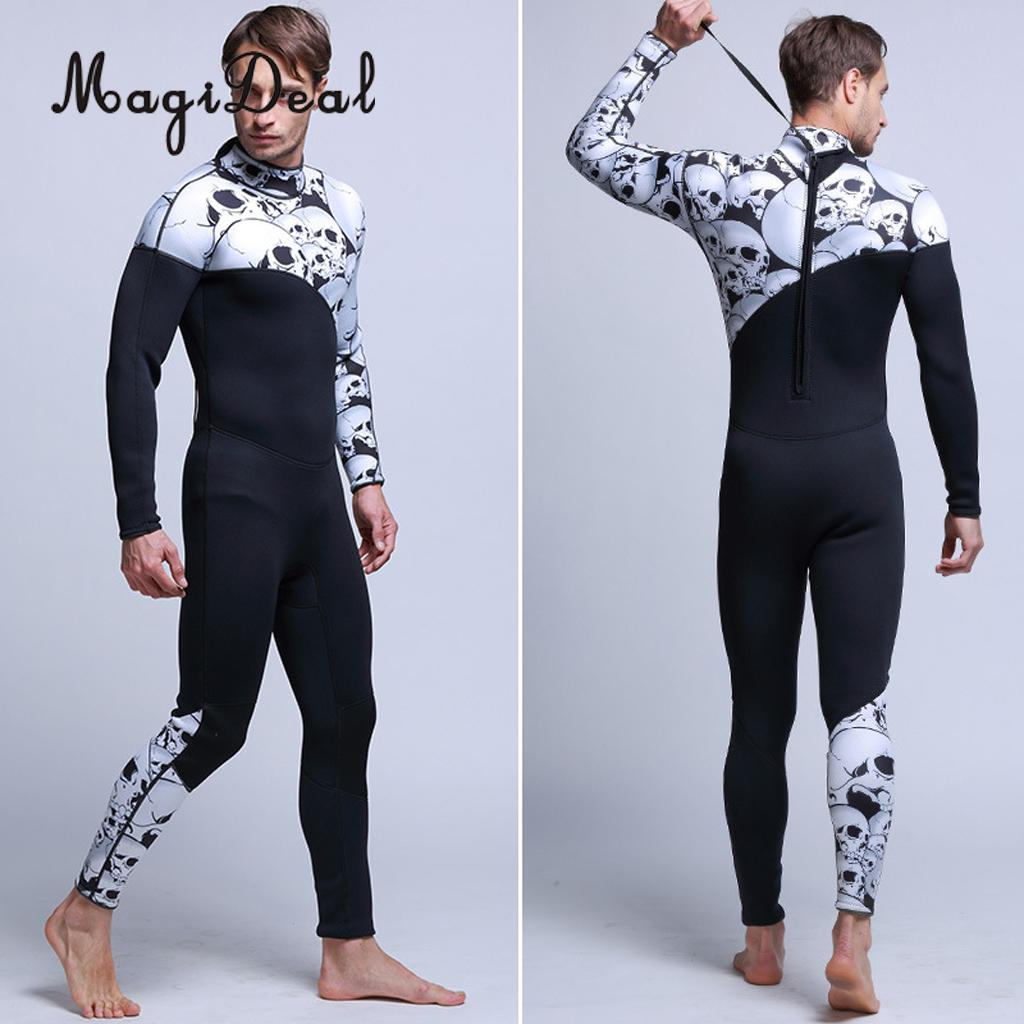 Phenovo 3mm Neoprene Scuba Dive Wetsuit For Men Diving Wet Suit Surf Surfing Snorkeling Equipment Full Suits Spear Fishing sbart 3mm wetsuit scuba diving suit neoprene wetsuit men fishing surfing wetsuits full body one piece dive surf wet suits