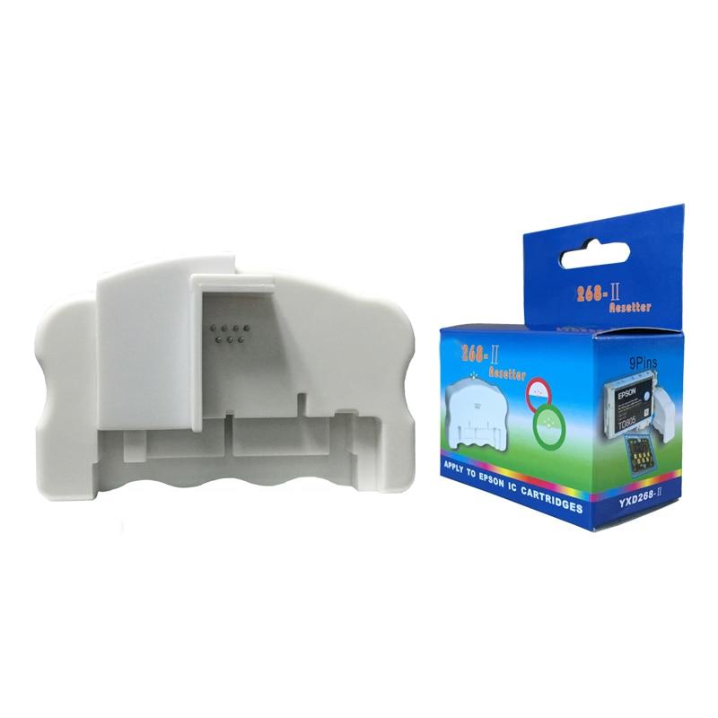 1 Pcs Tinte Patrone Chip Für Epson T0711 T0801 T0691 T0881 T0791 T007/t008/t009t036/t037/ T040/t041/t038/t039/t0421 Extrem Effizient In Der WäRmeerhaltung