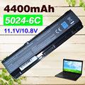 4400mAh Battery pa5024 For Toshiba Satellite l805D L830 L830D L835 L840 L840D L845 L855 L870  L870D L875 L875D M800 M801