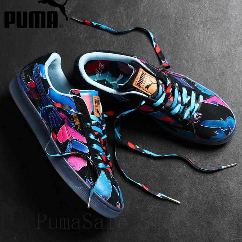 4e494c080d2 PUMA X Bradley Theodore Suede Men s Sneakers Outdoor Sport Shoes Classic X  BT 50th Anniversary 366318