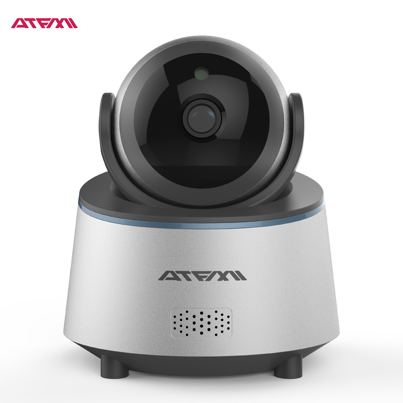 Atfmi Home 1080p Wireless Wifi Ip Camera Two way Speaker P2p Security Camera Support Moblie View Motion Detection E mail Alarm