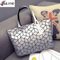 YULYYE New Brand Women Fashion 3D Geometric Handbag Womens Bags Hot Female Geometric Casual Tote Lady Shoulder Bag