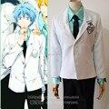 Японского аниме куроко нет корзины косплей куроко Tetsuya косплей костюм высокая школьная форма косплей хэллоуин костюмы для женщин