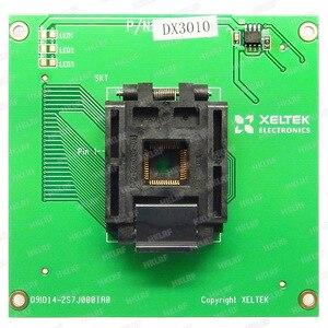 Image 1 - 100% Оригинальный Новый адаптер XELTEK SUPERPRO CX3010/DX3010 для программатора 6100/6100N CX3010/DX3010 разъем Бесплатная доставка