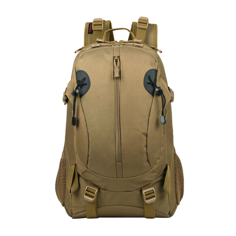 Military Laptop Backpack Men High Quality Brand School Bags