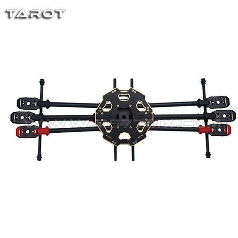 Tarot 680PRO Six axis 6 Axis Folding Hexacopter Aircraft Frame Kit TL68P00
