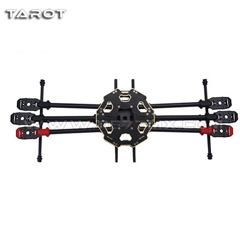 ТАРО 680PRO 6 осевой 6 осевой складной Hexacopter комплект рамы самолета TL68P00