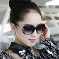 Women Summer Eyewear Retro Vintage Sunglasses Plastic Frame Sun Glasses For Female
