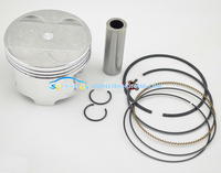 For Suzuki Skywave 400 AN400 Total Sets Of Plug Assembly Piston Rings Free Shipping
