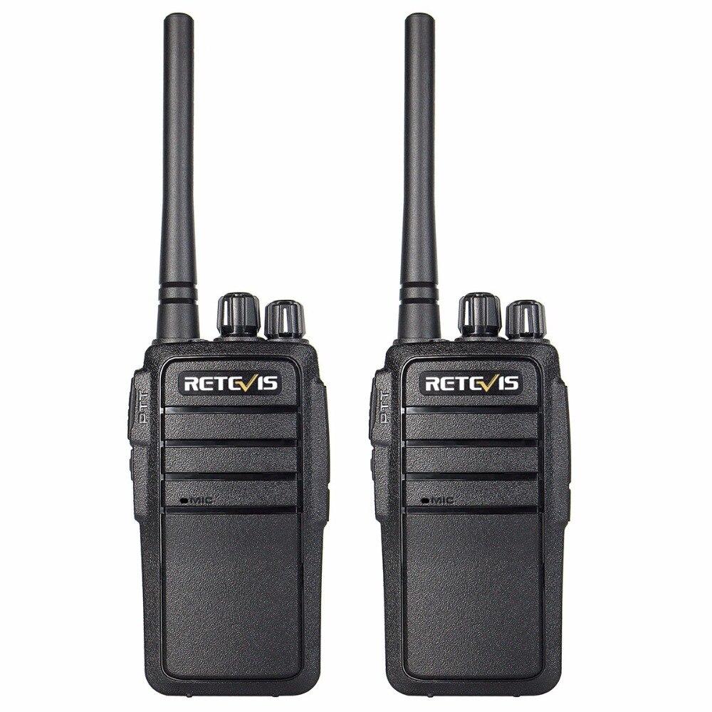 2pcs Walkie Talkie Retevis RT21 UHF 2.5W VOX Ham Radio Hf Transceiver Two way radio comunicador
