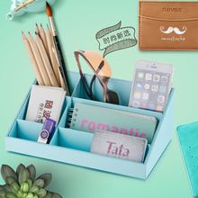 Wooden Storage Box for Stationary