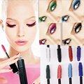 Charm curling mascara waterproof mascara extensión de pestañas maquillaje cosmético con encanto 8 colores para la opción lh5