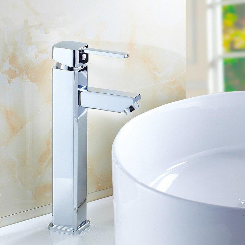 BOCHSBC Brass Basin Mixer Tap Faucet 2017 New Luxury Chrome Bathroom ...