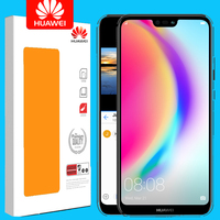 ORIGINAL 5.84'' 2280*1080 LCD With Frame for HUAWEI P20 Lite LCD Display Screen for HUAWEI P20 Lite ANE LX1 ANE LX3 Nova 3e