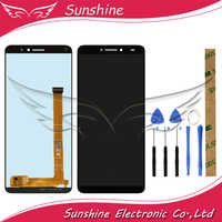 100% Tested LCD Display For Alcatel 3V 5099 5099A 5099D 5099Y 5099U LCD Display with Touch Sensor Complete Assembly