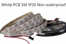 5M Built-in WS2812B Full Color LED strip,60 LED 60 pixels/m, Raspberry Pi Pixel matrix Display Arduino DIY led strip