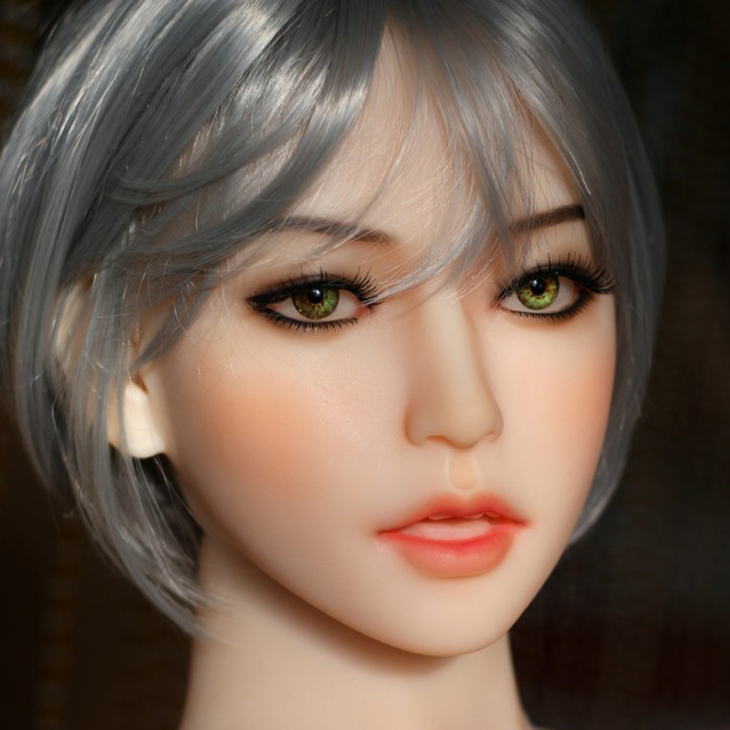купить NEWWMDOLL #175 sex doll head for full body silicone sex doll 140-175cm sex doll toy по цене 20398.57 рублей