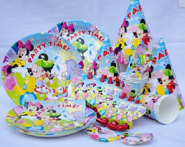 Aliexpresscom Buy Free shippingMinnie mouse birthday party kit