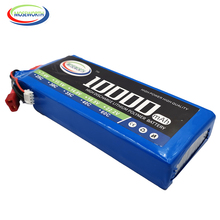 RC LiPo Battery 3S 11 1V 10000mAh 25C For RC Drone Helicopter Quadcopter Airplane Car Boat