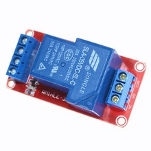 5V 30A Two-way isolation relay module High/low level trigger