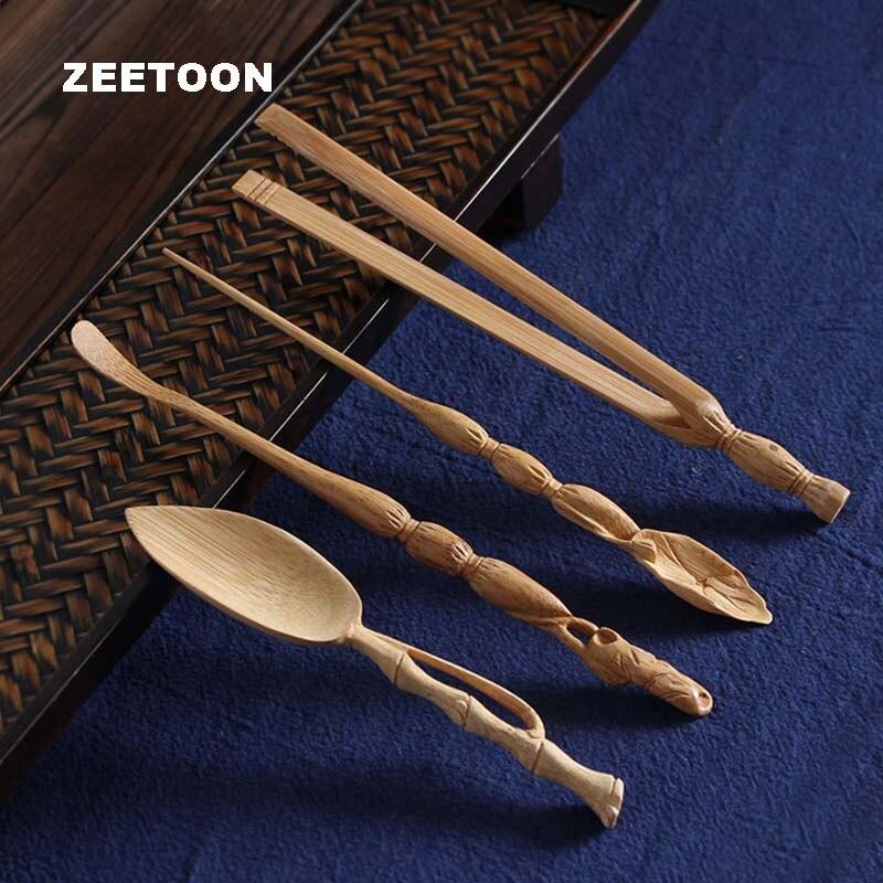 Gong Fu Tea Set Accessories Kit