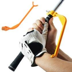 Практическое руководство для гольфа устройство для тренировки замаха для начинающих выравнивание клюшек для гольфа жесты правильные