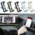 360 Вращающийся Автомобильный Держатель Телефона Универсальный Автомобильный Выход Универсальный Автомобиль Air Vent Стенд Поддержка iPhone 6 S Plus Samsung S7 S6