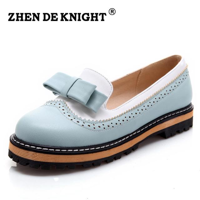 Venda quente Coração Doce Deslizar Sobre As Mulheres Sapatos Flats 2016 Primavera Outono Designer Zapatos lazer Alpercatas Trepadeiras Senhora bonito Apartamento